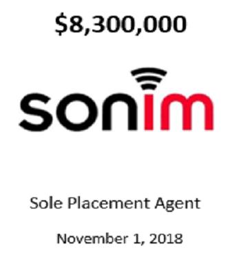 Sonim Technologies, Inc.