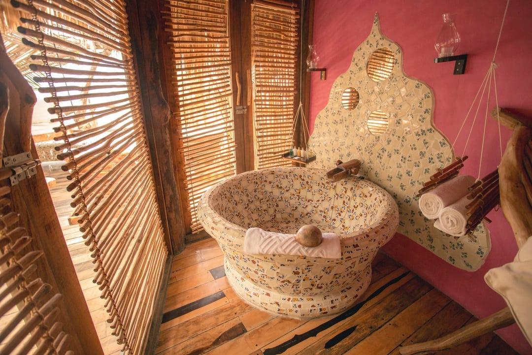 aztec villa experience comfort azulik villas