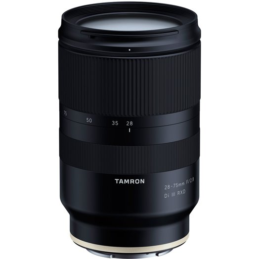 Tamron 28-75mm f2.8 Di III RXD  Sony -E- Mount  Full Frame Model A036