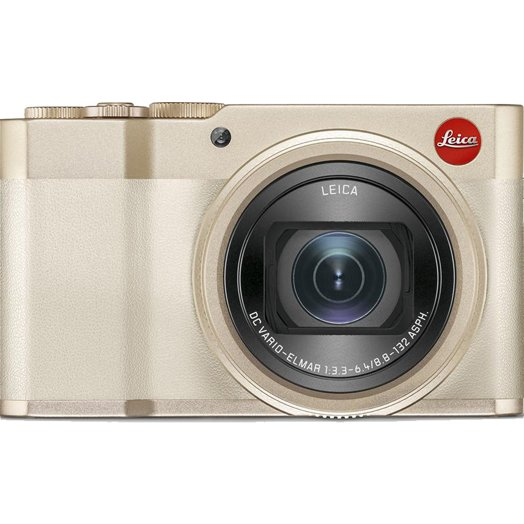 Leica C-Lux Digital Camera  -Light Gold-