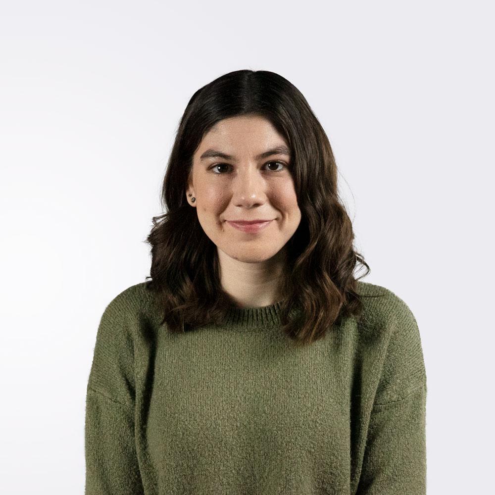 Gabby Smiling
