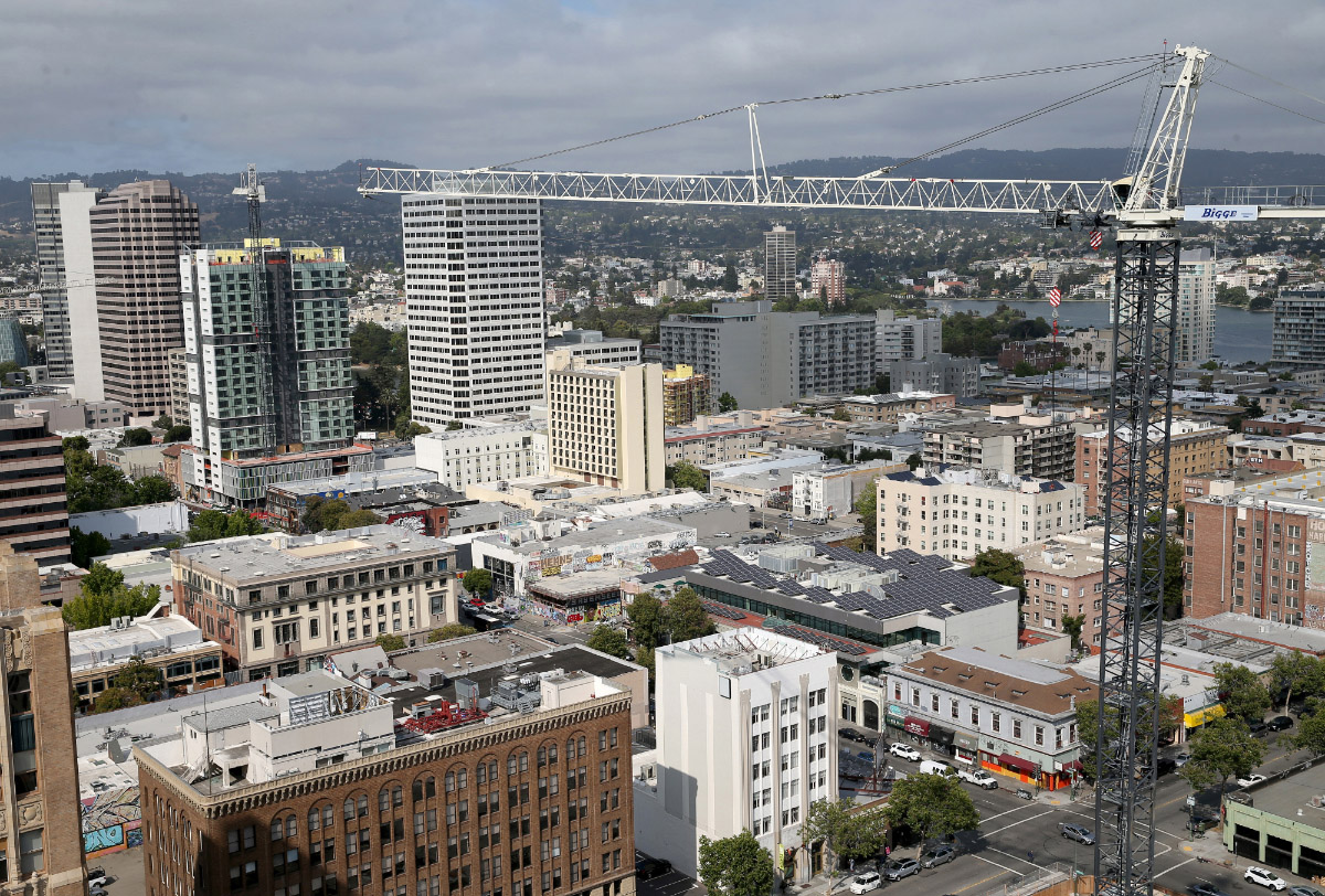 Oakland Overhaul Massive Building Boom Leads To Major Changes