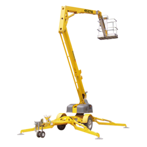 45' Articulating Towable Boom (Haulotte 4527A)