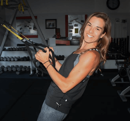 Anton builds the platform that enables our online personal training