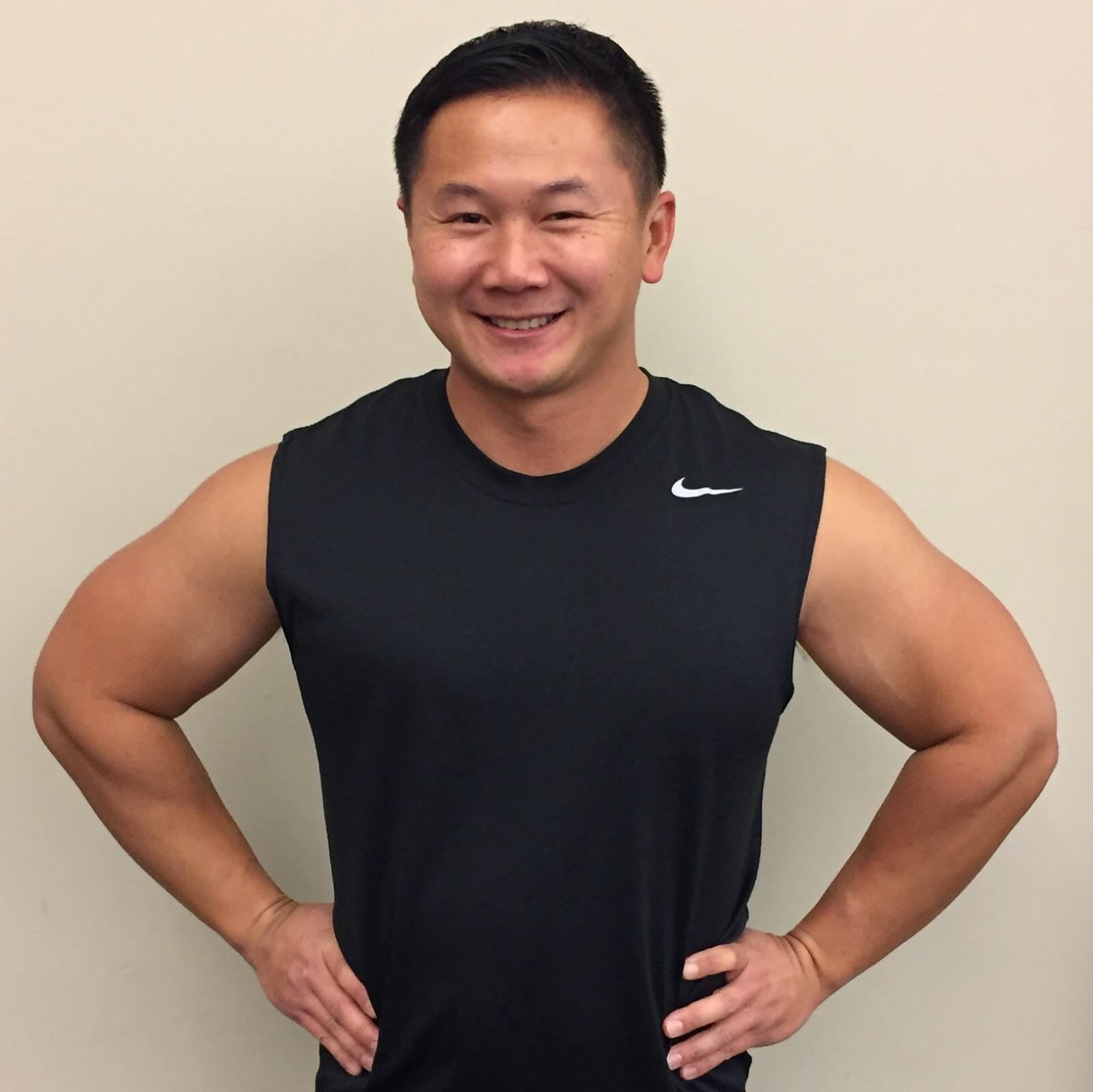 John is the lead fitness coach