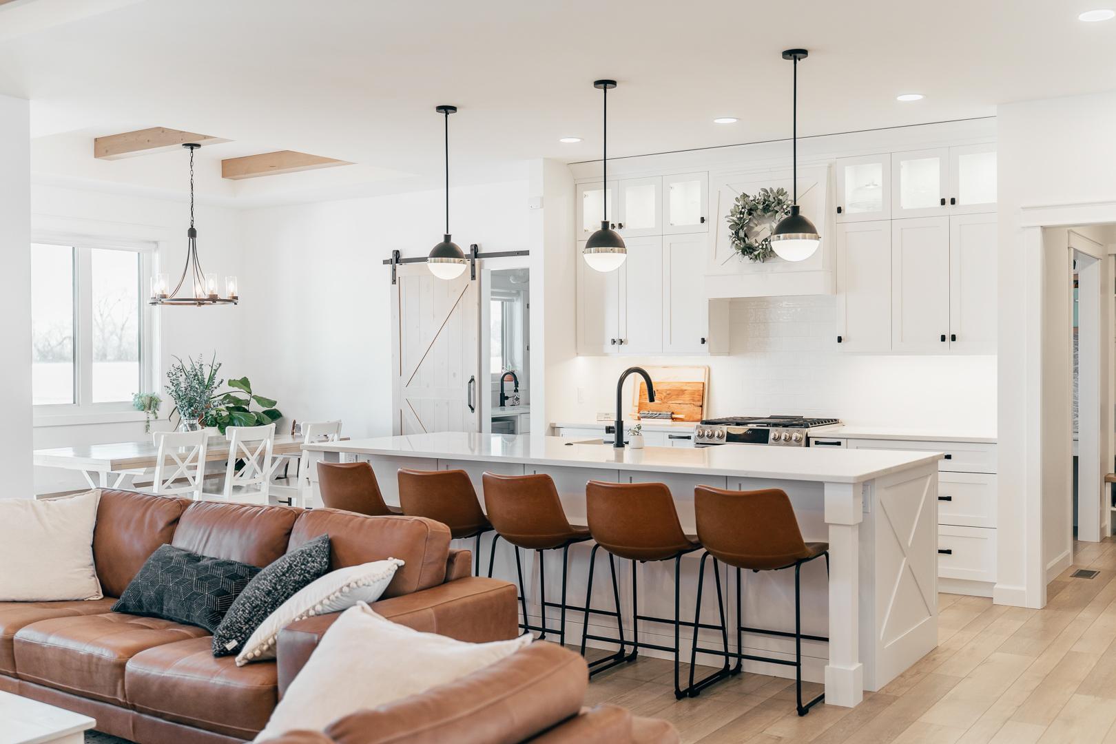 home interior real estate photo
