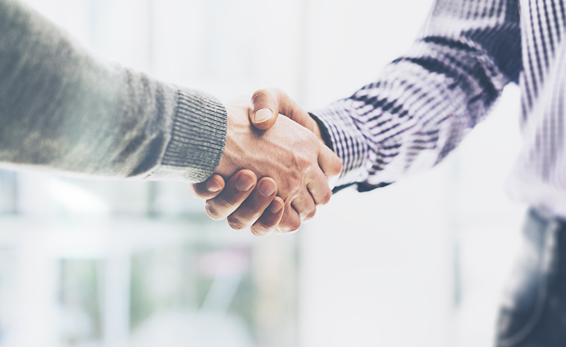 selling a business completed deal