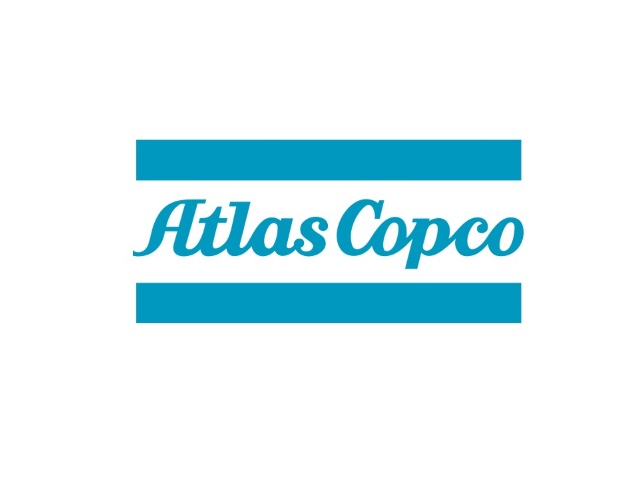 Atlas Copco UK logo