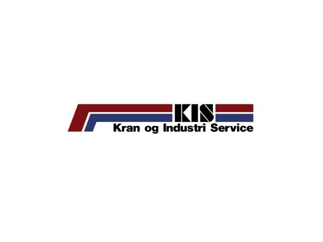 KIS Kran og Industriservice logo