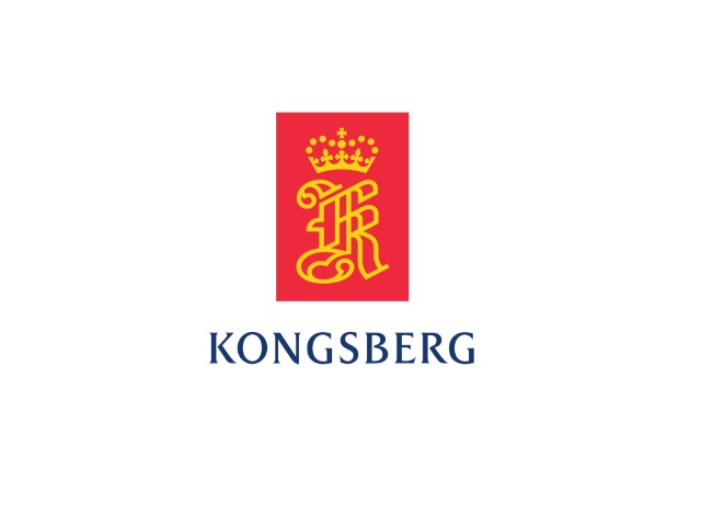 Kongsberg Maritime logo