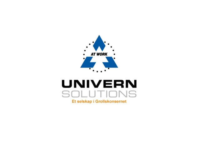 Univern Solutions AS logo