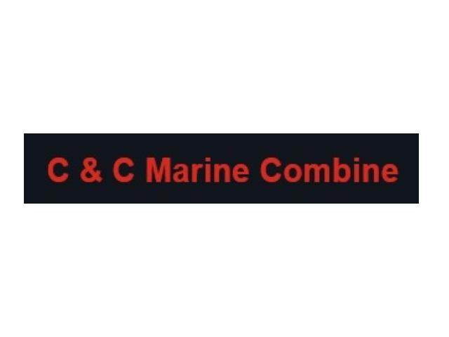 C & C Marine Combine logo