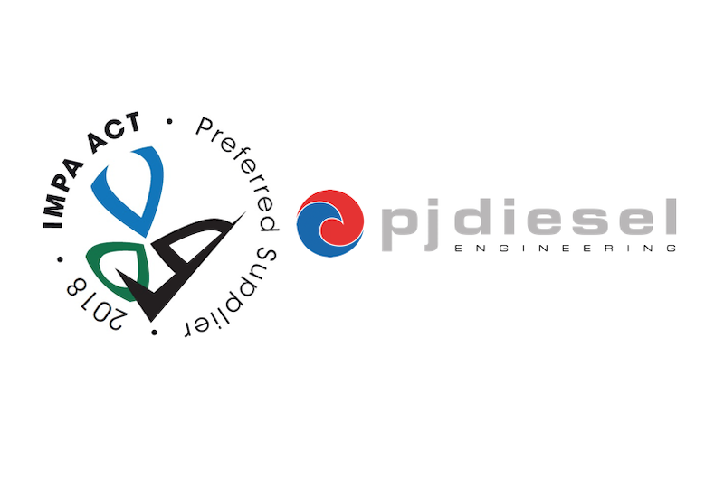 PJ Diesel Engineering receives IMPA ACT 'preferred supplier' status