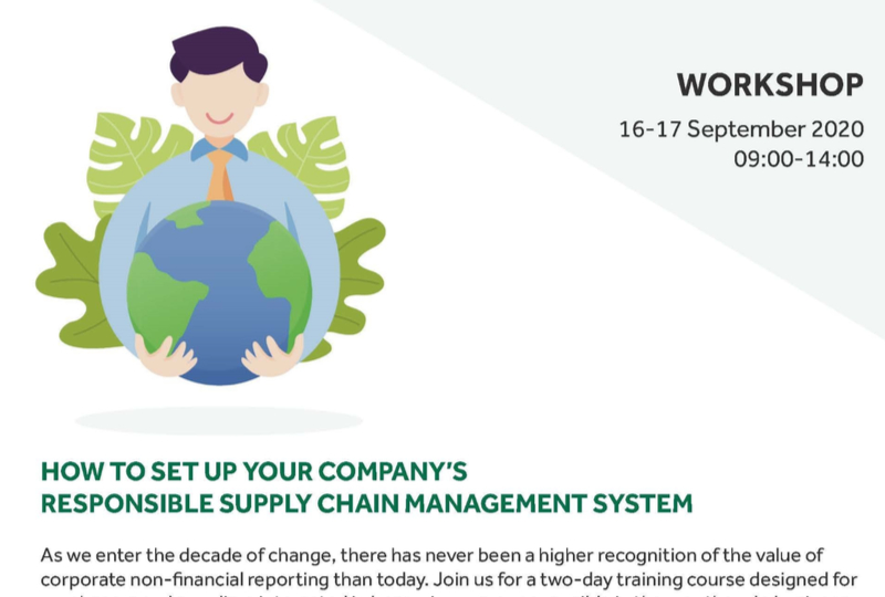 Join the IMPA ACT two-day workshop on RSCM