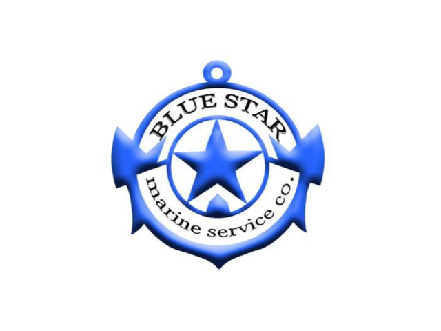 AC Blue Star Marine Services  logo