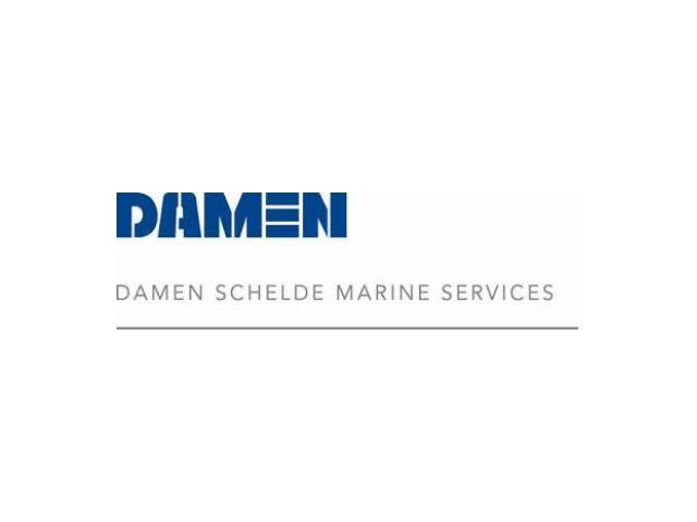 Damen Schelde Marine Services logo