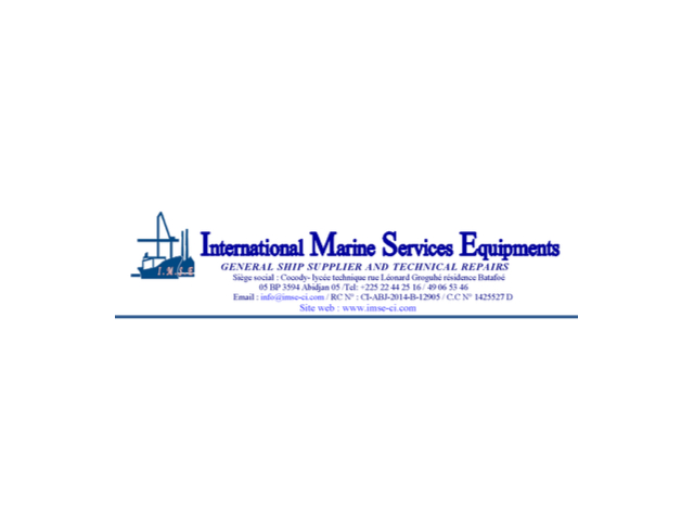 International Marine Services Equipments logo