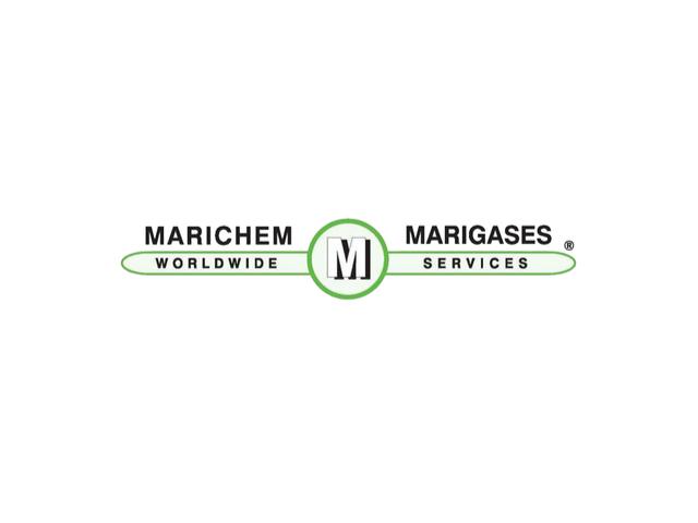 Marichem Marigases Worldwide Services logo