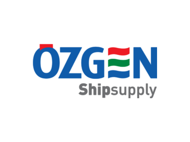 Ozgen Ship Supply logo