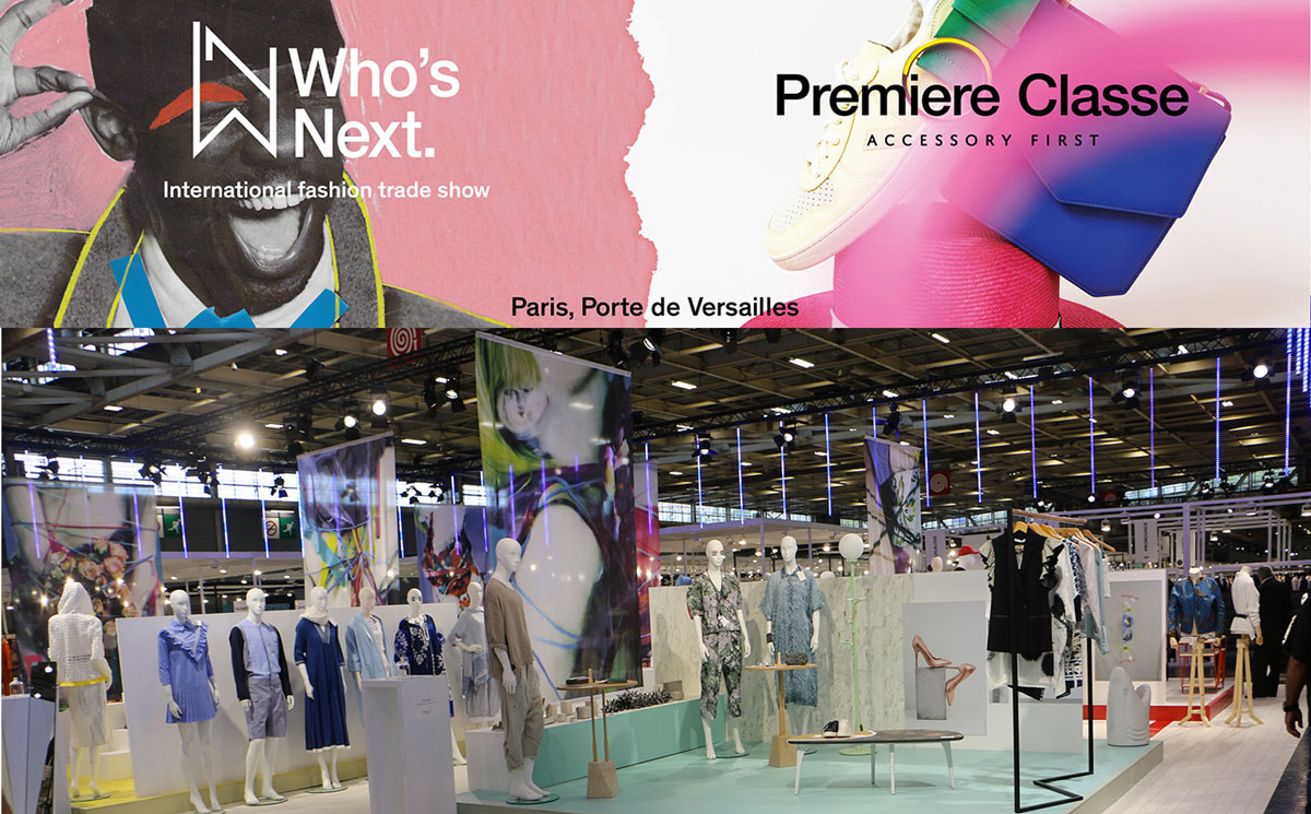 Who's Next Design Week Studio Trigone
