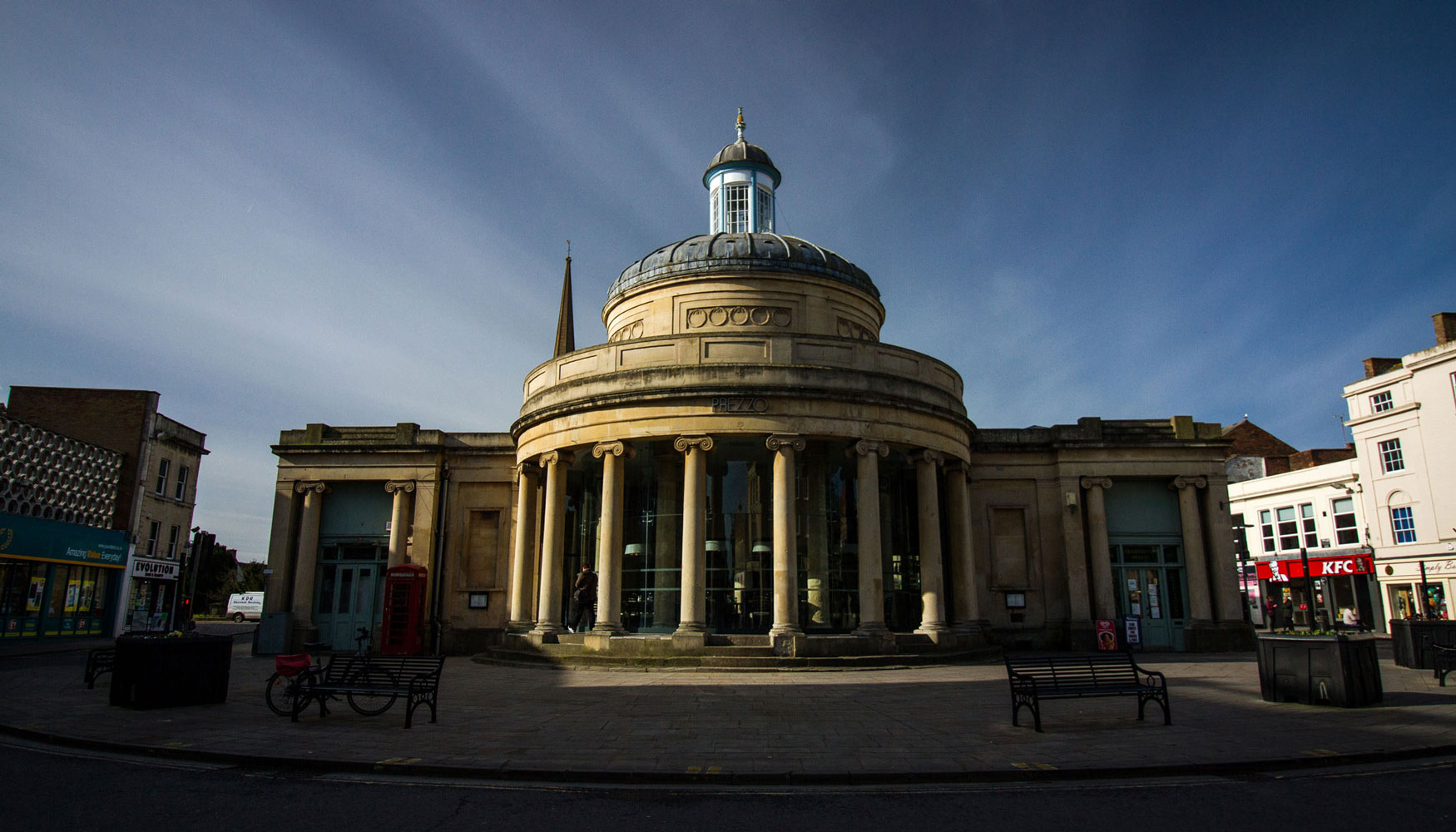 Bridgwater corn exchange