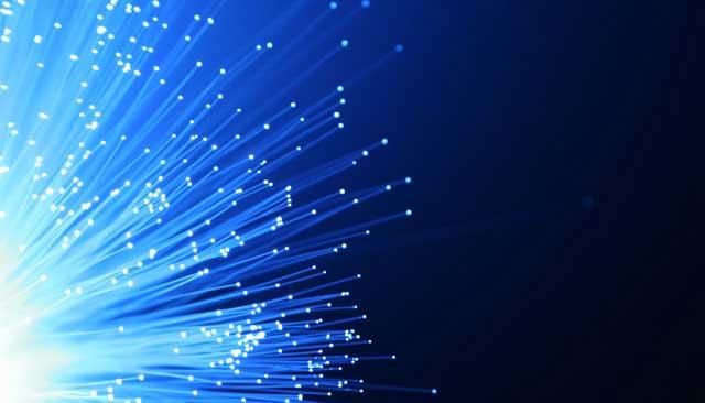 Superfast fibre broadband