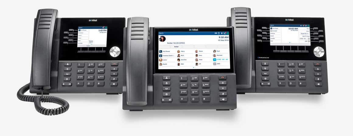 Mitel Business telephone system