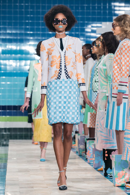 22e4e3ef4d51 New York Fashion Week Comes to Life With Thom Browne and Proenza ...