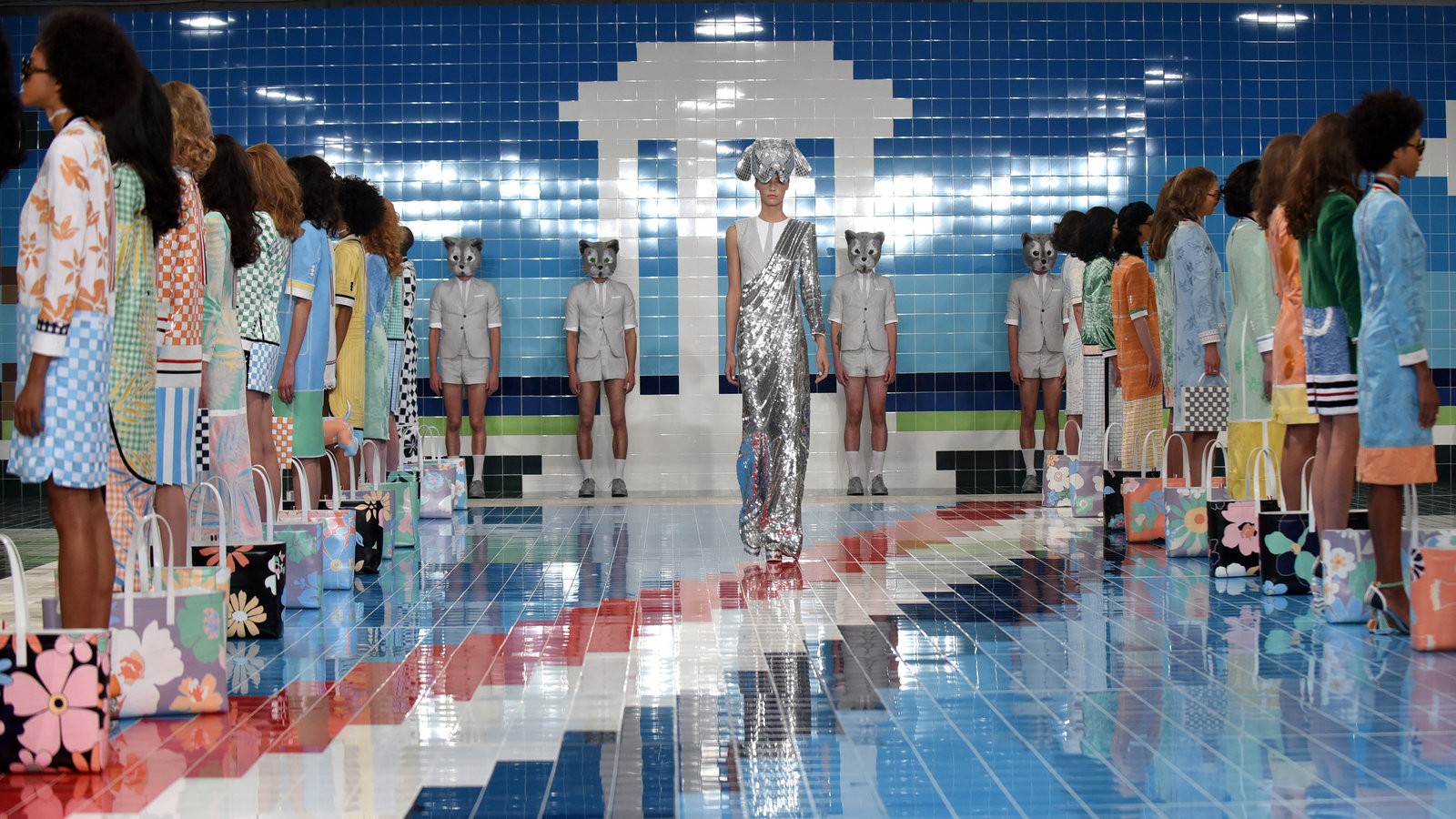 109f1aca5cf9 New York Fashion Week Comes to Life With Thom Browne and Proenza Schouler –  Sandbridge Capital