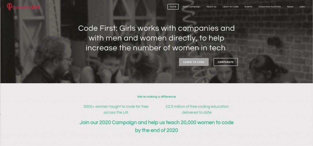 code first girls