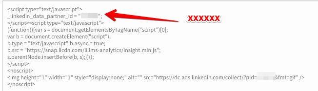 LinkedIn Insight Tag