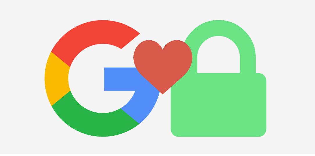 Google Secure Logo