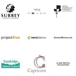 Surrey Digital Awards 2017 Sponsors