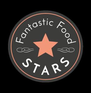 The Fantastic Food Stars sticker