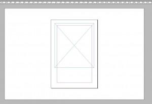 Polaroid template Design