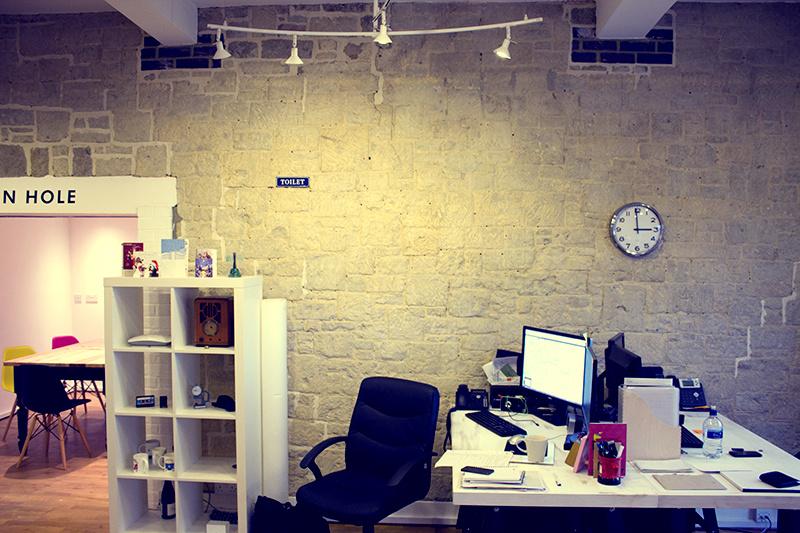 Watb New Office Desks