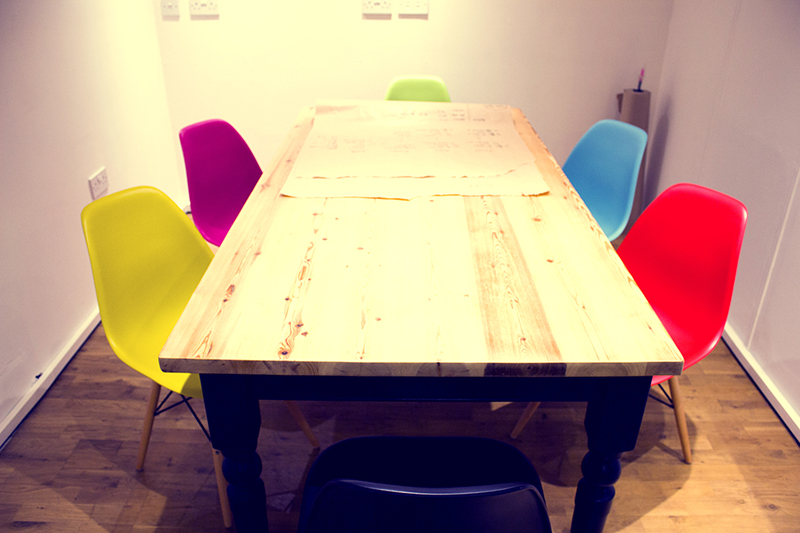 Watb New Office meeting room table