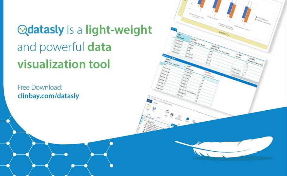 Discover Datasly, our free software to visualize SAS data!
