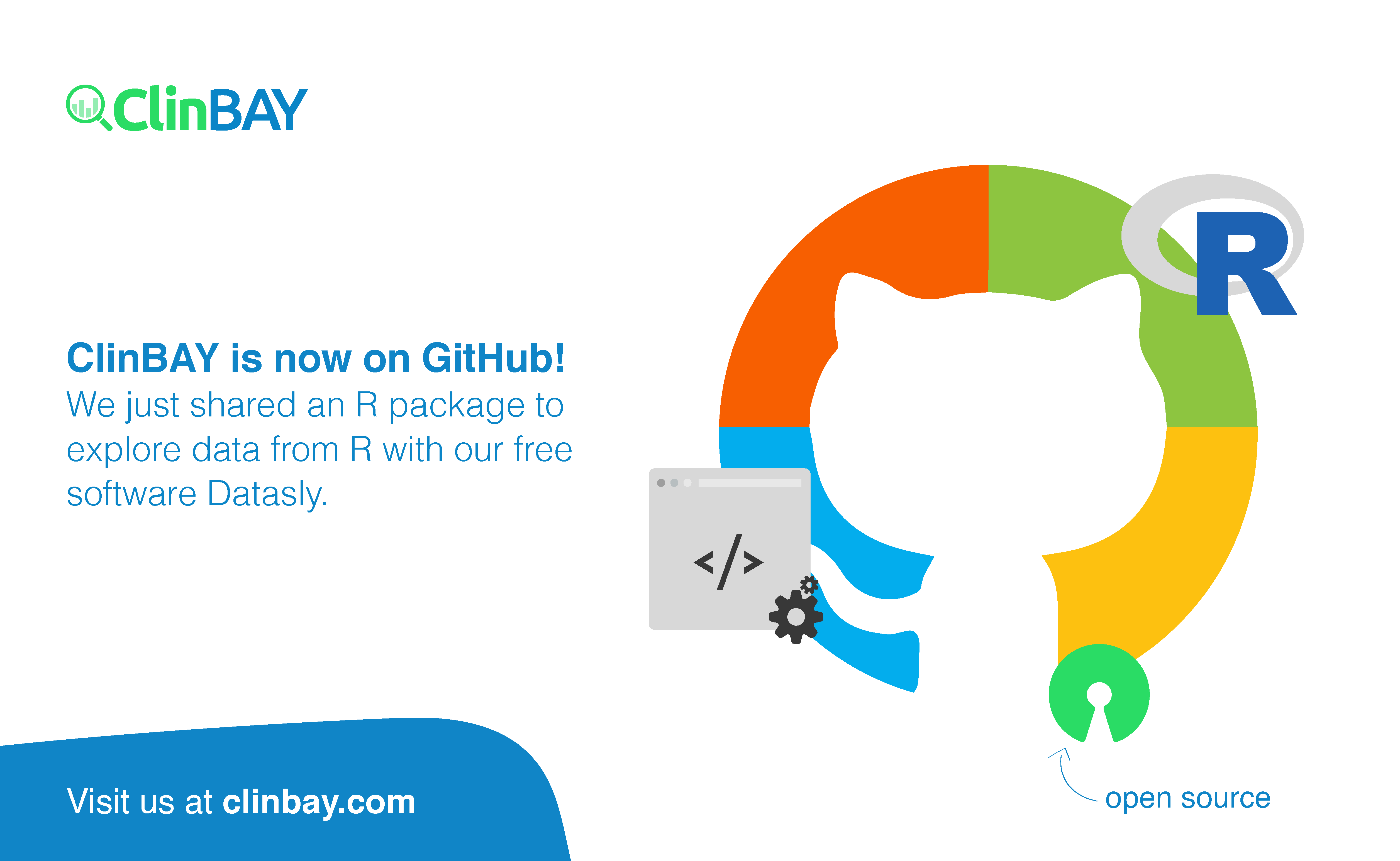 ClinBAY is now on GitHub