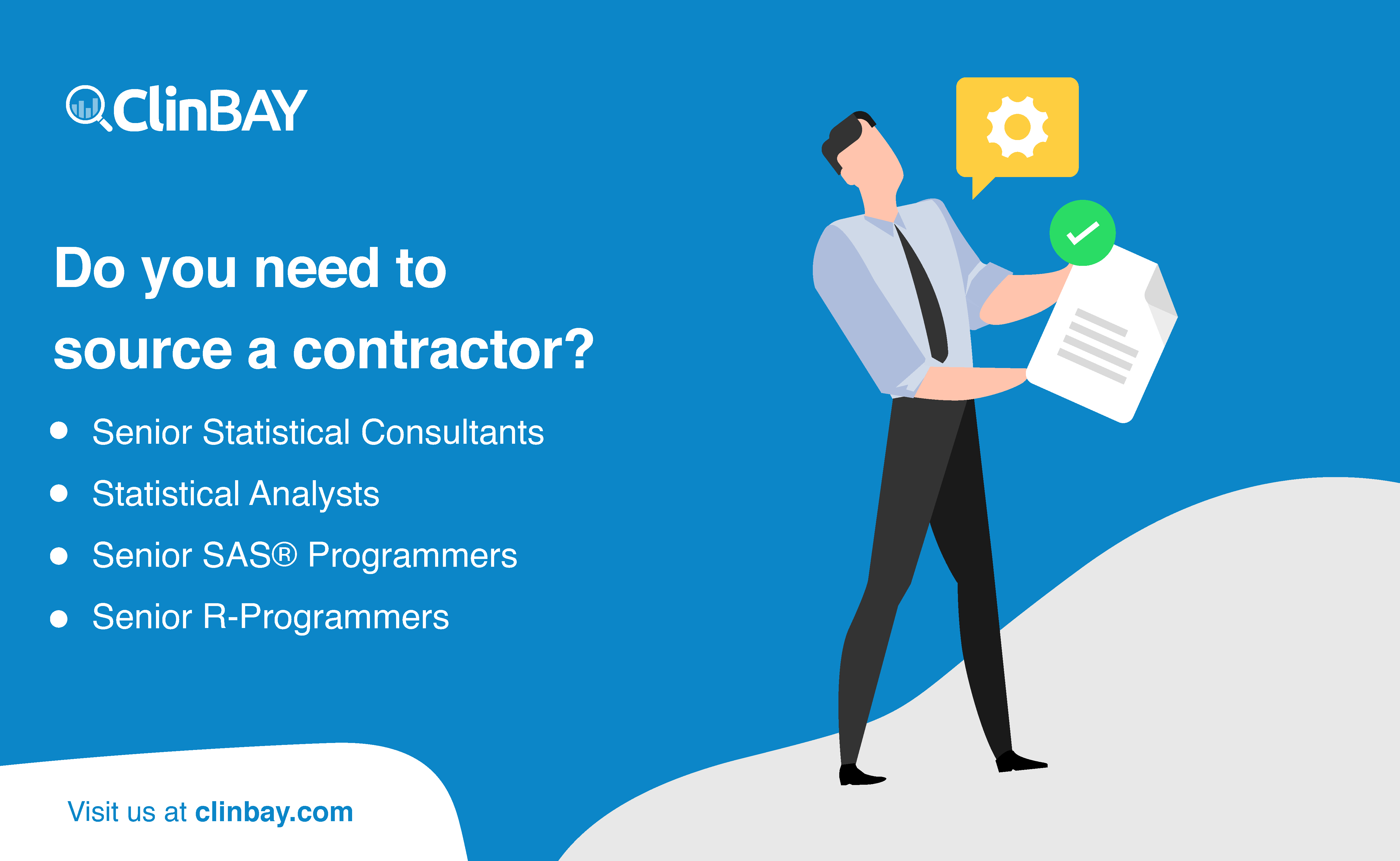 Looking for effective outsourcing with experienced contractors?
