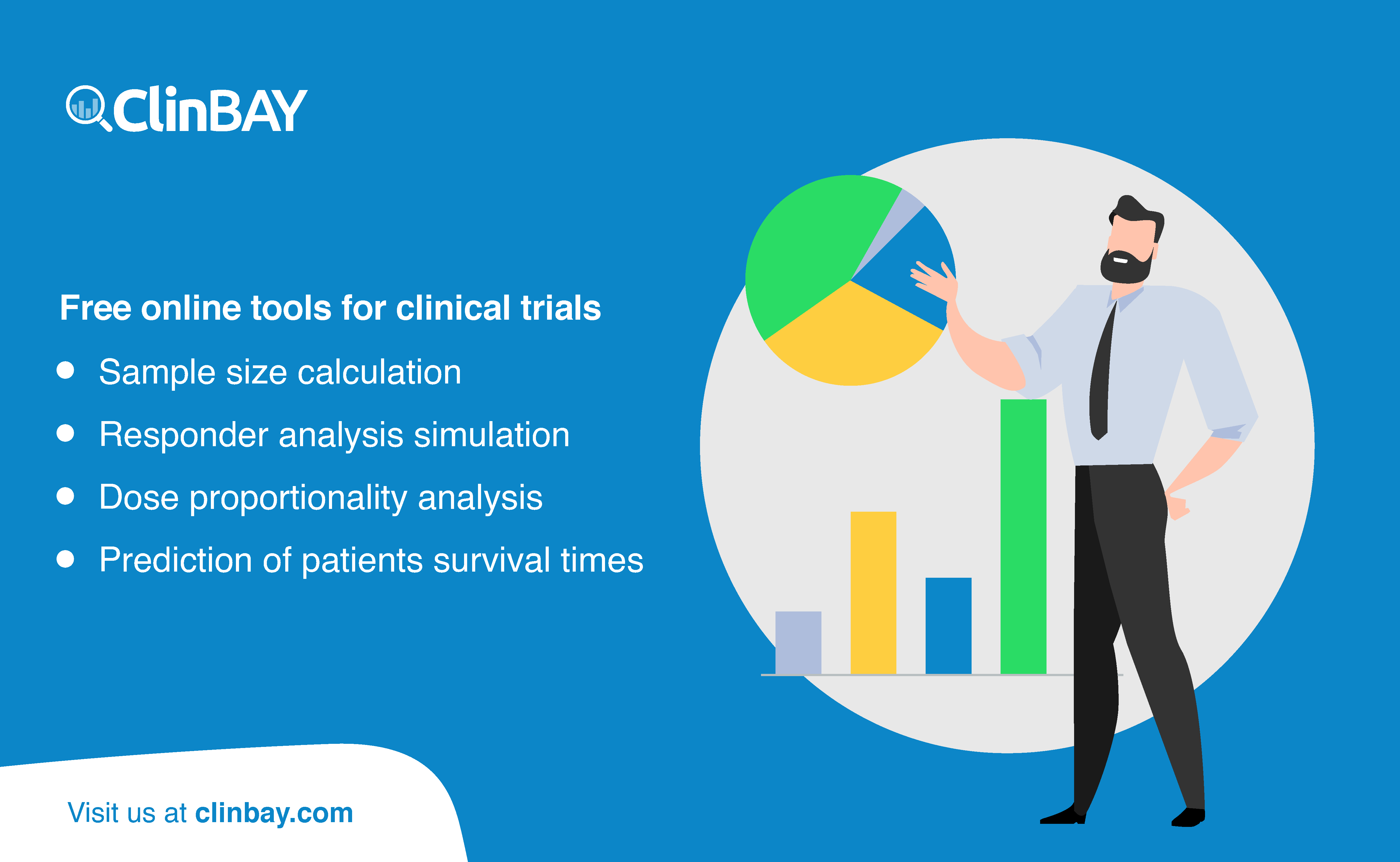Free online tools for clinical trials