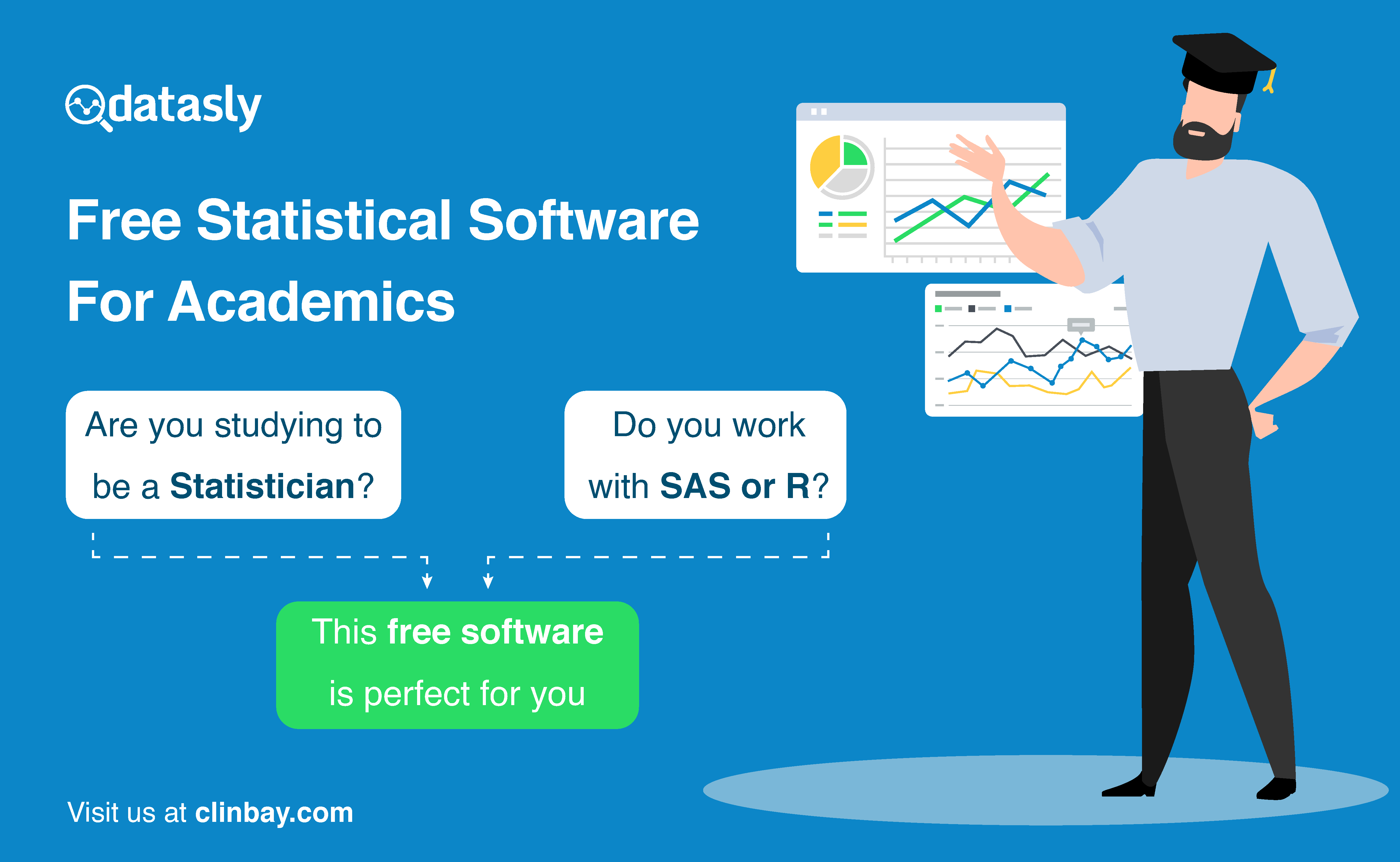 Datasly is free for academic users!