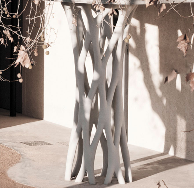 3D Printed Structural Elements