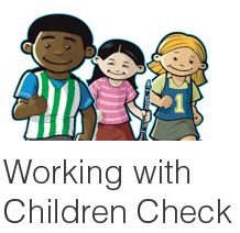 Accredited to work with and around children.