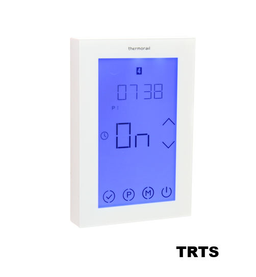 Touch Screen Heated Towel Rail Controller