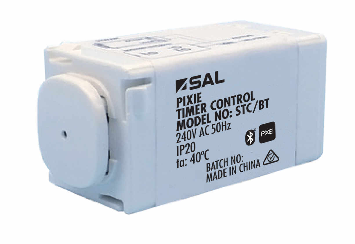 SAL Pixie Smart Switch for Heated Towel Rail