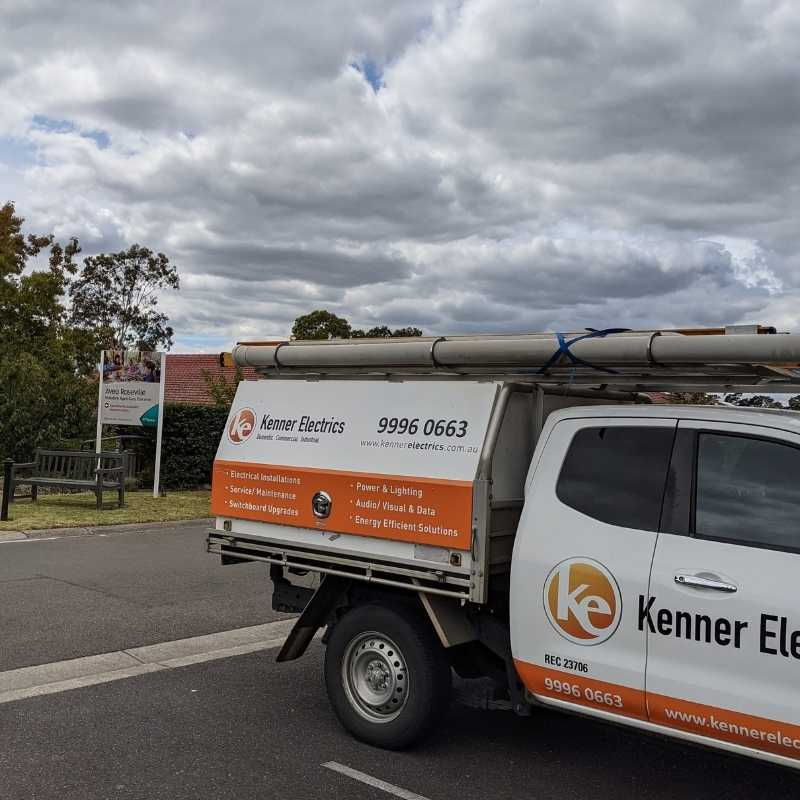 Kenner Electrics working at Aveo Roseville Doncaster East