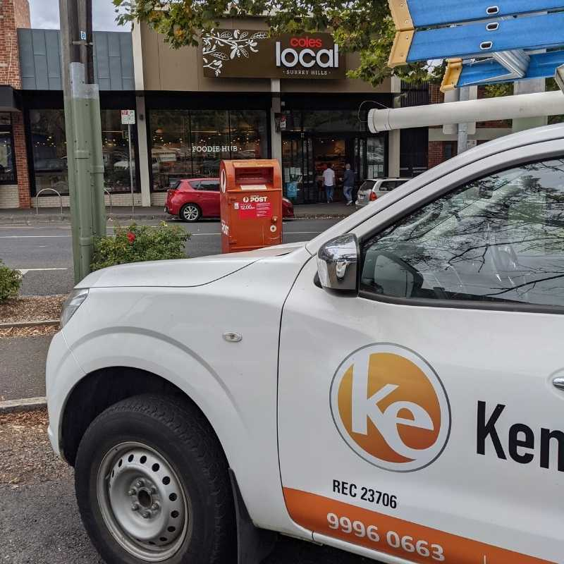 Kenner Electrics working in Surrey Hills