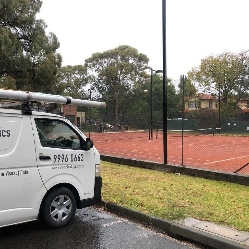 Deepdene tennis courts