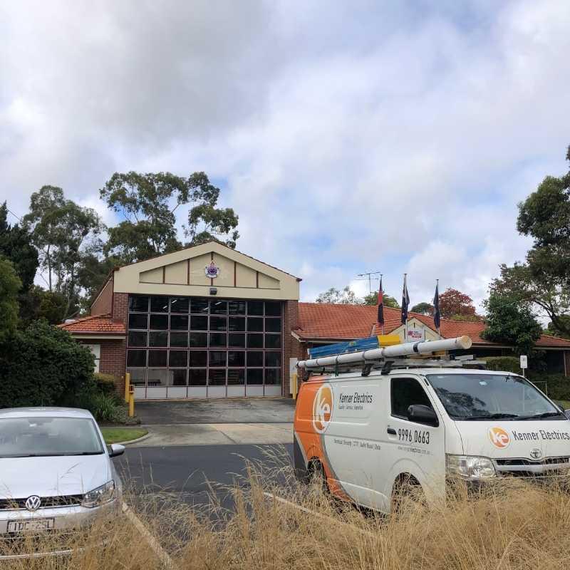 Balwyn North Fire Station